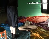Naked Gymnast - scene 9