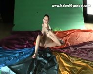 Naked Gymnast - scene 2