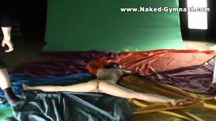 Naked Gymnast - scene 7