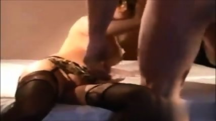 Amateur wife threesome - scene 1