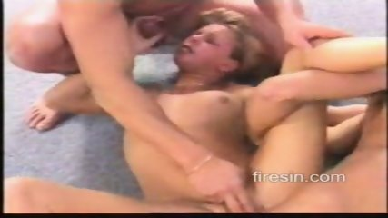 Club 17 - 2 Girls vs 12 Guys Gangbang