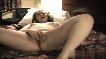 Very Horny Fat Chubby Teen - scene 8