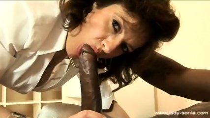 Lady Sonia WS 28 - Black Stud & Cock Worship 2 - scene 8