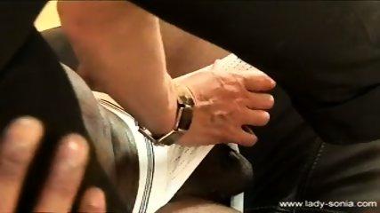Lady Sonia WS 28 - Black Stud & Cock Worship 2 - scene 1