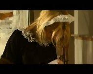 FFM fucking the maid - scene 1