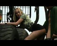 Hot swedish blonde - scene 5