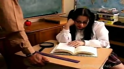 Sexy Schoolgirl BBW - scene 1