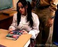 Sexy Schoolgirl BBW - scene 2