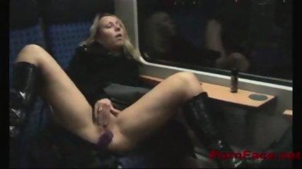 Public on Train - scene 2