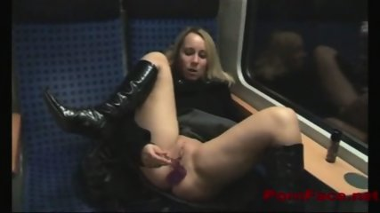 Public on Train - scene 4