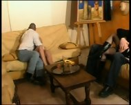 2 couples party it up - scene 3