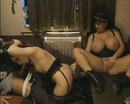 Gina Colany Anal Threesome - scene 5