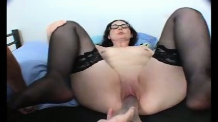 fuck with very big dildo so good - scene 11