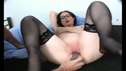 fuck with very big dildo so good - scene 6