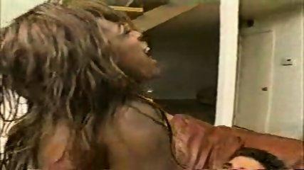 Black girl anal big tits - scene 12