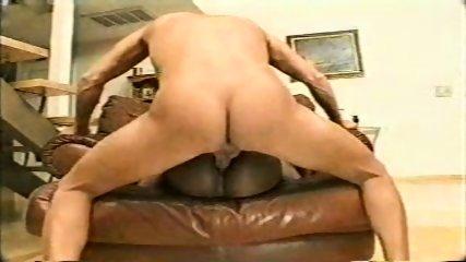 Black girl anal big tits - scene 6