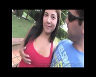 Savanna cruz toying her hungry holes - 3 4