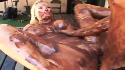 Wet and Messy Big Boobs-part 1 - scene 7