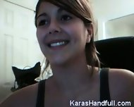 Kara - Webcam Chat - scene 1