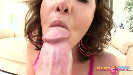 Pervcity Sexy Teen Gets Her Asshole Stretched - scene 1