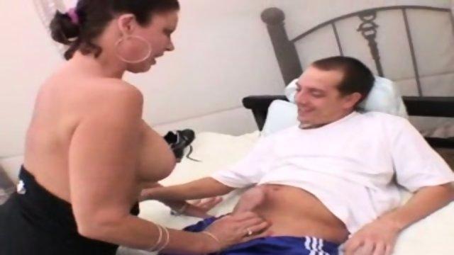 Vanessa Videl gets fucked