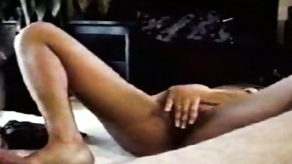 Nadia Nyce Indian fucked by White guy - scene 4