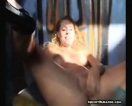 pussy juice from on high - scene 11