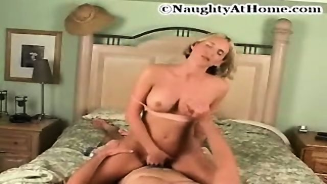 Fucks Her husband like a champ