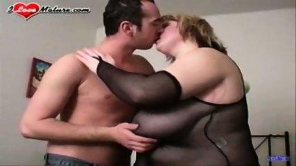 bbw european chick - scene 1