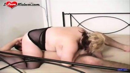 bbw european chick - scene 7