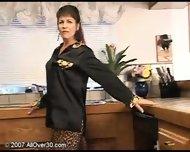 stripping in the kitchen ??? - scene 1