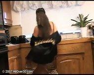 stripping in the kitchen ??? - scene 3