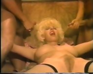 Peter North In Threesome MMF - scene 12