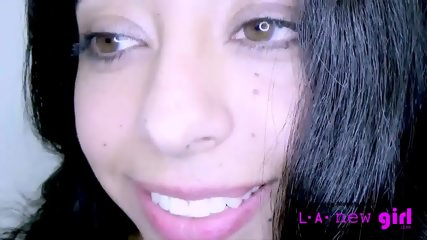 LATINA FUCKED IN THE ASS AT CASTING PHOTO SHOOT 2 - scene 7