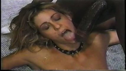 Phyllisha Anne as sex slave to two hung black dude - scene 12