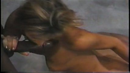 Phyllisha Anne as sex slave to two hung black dude - scene 6