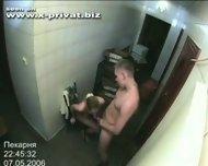 security cam fuck - scene 12