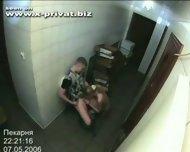 security cam fuck - scene 2