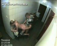 security cam fuck - scene 3