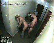 security cam fuck - scene 6