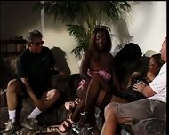Hot Black Chick - scene 3