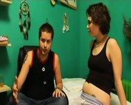 Massage orgasm technique - scene 12