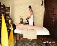 Great massage room with amazing glamours
