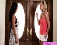 Kendall, Ava Addams and Simone Sonay at Mommy s Girl-For more ClapPussy.com