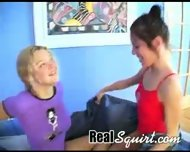 Christine Young squirt - scene 2