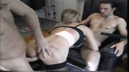 Linda from Sweden 90s-porn - scene 8