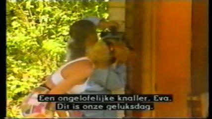 Classic German Interracial Orgy - scene 6