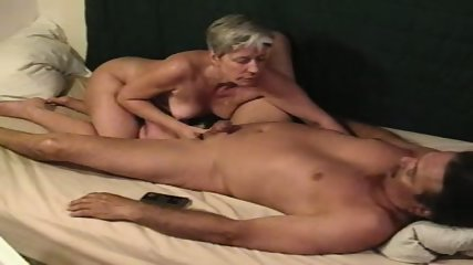 Jamie sucks and fucks Marie the Nymphomaniac - scene 4