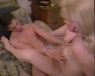 Brandy Scott TS whore visits a client at home! - scene 10