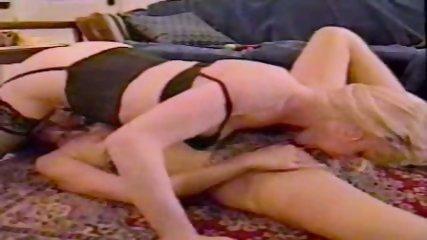 Brandy Scott Transsexual fucks a girls pussy! - scene 8